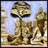 Tree (Borobudur)